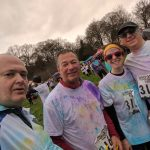 After the colour run